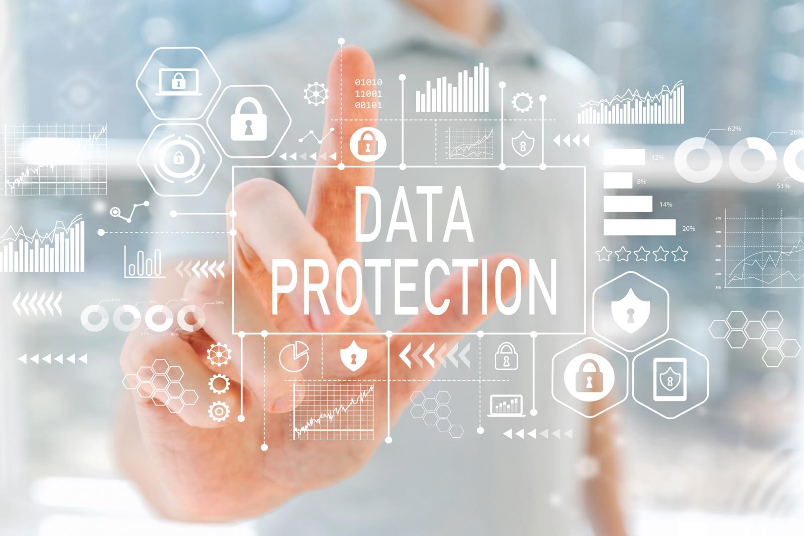 I tuoi dati al sicuro